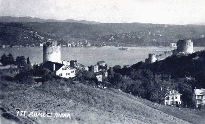 view from the early 1950s