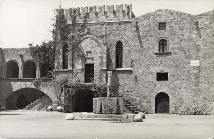 Rhodes, Archeological Services, 1960s